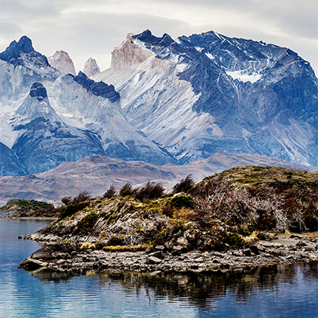 PATAGONIAN SEASONS PHOTOGRAPHIC PRINT
