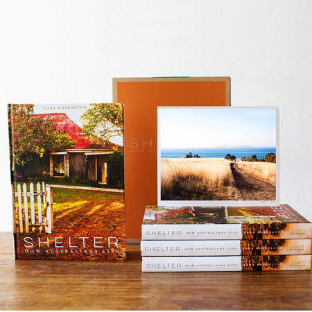 Shelter: How Australians Live Advanced Copy & Print