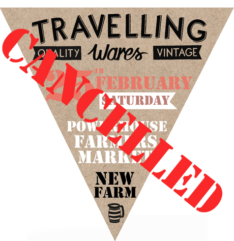 It's a Wash Out – Market Cancelled