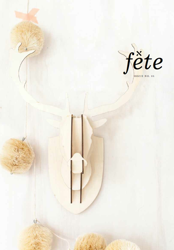 Christmas for Fete Press