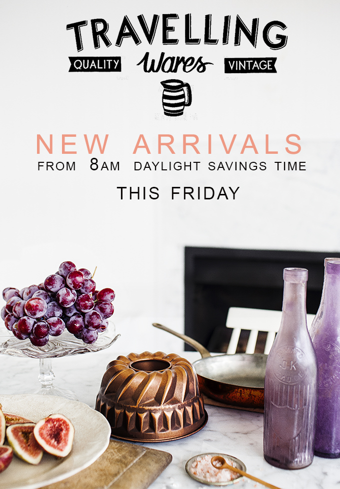 New Arrivals – THIS Friday