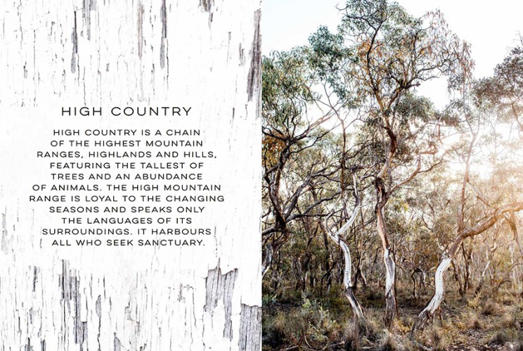 High Country Chapter Page