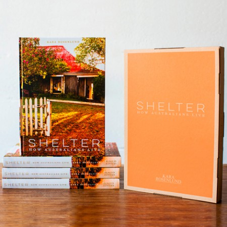 Shelter: How Australians Live Signed Copy